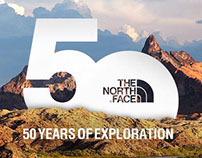The North Face PH 50 Years Campaign