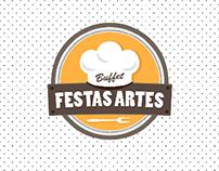 Marca Buffet Festas Artes