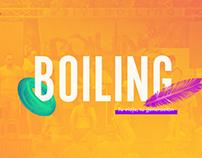 ViveBoiling - Website