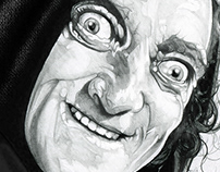 Young Frankenstein: The Cover