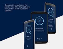 ConnectJob Mobile Application