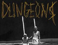 """""""DUNGEON$"""" - MAMA ALBUM DESIGN"""