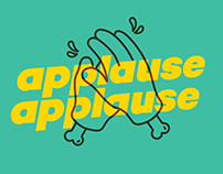 Applause Applause | Brand Identity