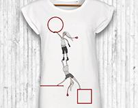Acrobats T-shirt Design