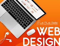 Web Design & Development - La Plus Belle