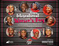 Celebrating Women at Pizza Hut Uganda