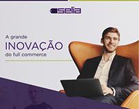 Direção de Arte - Email marketing Selia Fullcommerce