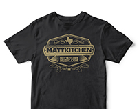 Matt Kitchen Music TShirt - 2014