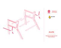 ALLEN | Designed to be Open-Sourced