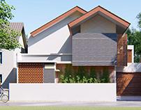 Desain Rumah-Rumah Produksi