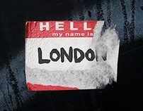 Hello My Name is London
