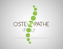 Logo - Julie Poly Ostéopathe