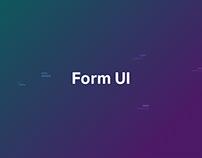 Free Form UI