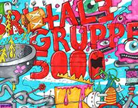 BRUTALE GRUPPE 5000 // LP