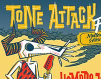 Tone Attack Fest - Cartelería