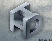 HDH MFG logo
