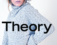 Fashion Advertisement - Theory