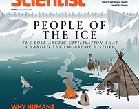 Cover: PEOPLE OF THE ICE