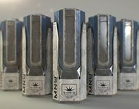 Futuristic Grenade