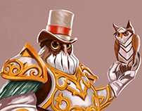 Guardian Owl | Empires & Puzzles