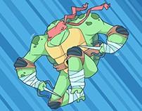 Rocksteady Vs Raphael