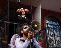 """Cielo Nube""  Estrouberry Clowns"
