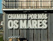 CHAMAM POR NÓS OS MARES • MURAL