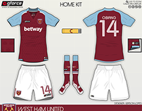West Ham - Fantasy Kit