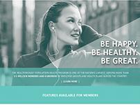 2016 Healthyroads Rebrand - Sales Kit