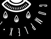 (the) KANDINSKY COMPLEX logo badge