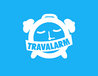 TravAlarm Intro screens