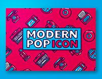 Modern Pop Icon