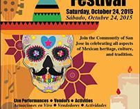 Dia San Jose Festival Poster