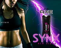 AXE - SYNX