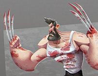 Logan: Character Design