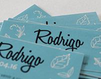 Souvenirs Rodrigo