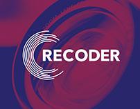 Recoder Brand Identity