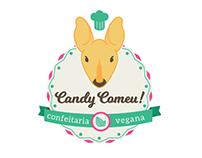Logo • Candy Comeu!