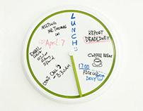 Agenda Clock