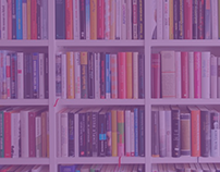 Facebook cover for group about books