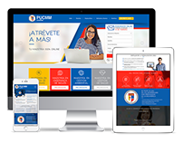 PUCMM + Rep. Dominicana | Diseño UX UX [Para Capitaine]