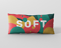 Pillow Mockup - Long Rectangle