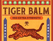 Tiger Balm Poster