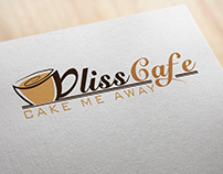 Restaurant(coffee & Cake) logo