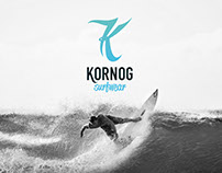 KORNOG - Logo Surf