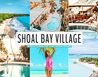 Free Shoal Bay Village Pro Lightroom Presets