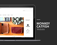 Monkey Catfish Website