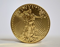 1/2 Oz American Gold Eagle Coins