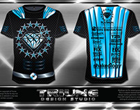 Super Hero Concept_Sublimated Tee