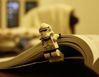 Stormtrooper - Indo e vindo (fotografia)